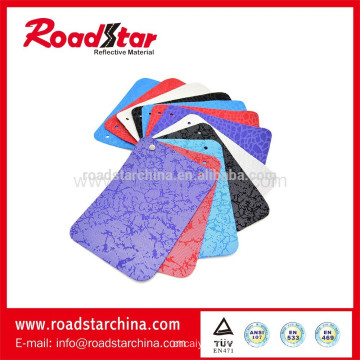 Special shoe materials mesh reflective fabric