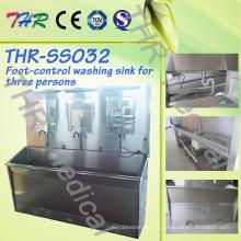 Aço inoxidável Scrub Sink (THR-SS032)