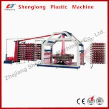 Máquina de fabricación de bolsas tejidas de PP Six Shuttle Circular Loom