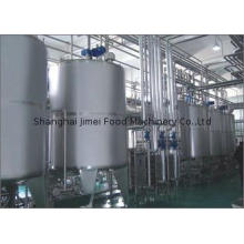 Turn Key Project Hot Filling Fruit Juice Processing Line fo