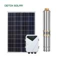 Bomba de agua solar para agricultura de 4 pulgadas