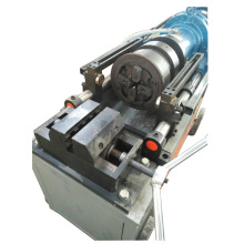 thread rolling and rib peeling machine