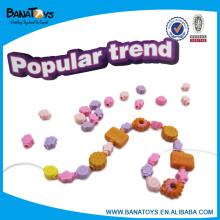 2015 plastic funny kid jewelry toy set