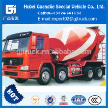 HOWO 12m3 Concrete Mixer Truck big hourse power mixer truck