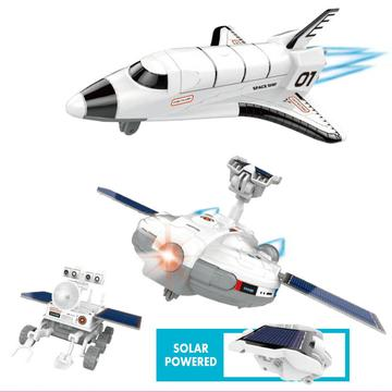 Toy DIY Solar Exploration Set