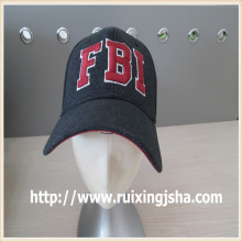 3D embroidery cloth baseball cap