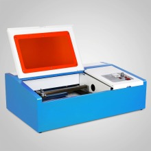 300*200MM 40W Mini Laser Engraving Cutting Machine Wood