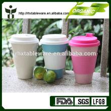 Öko-Leben Bambus-Tassen zum Trinken