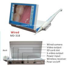 Новая стоматологическая интраоральная камера с 8-дюймовым сенсорным экраном