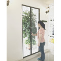 Horizontal Retractable Fly Screen Door
