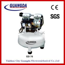 SGS CE 800 Вт 35 л 150 л / мин безмасляный воздушный компрессор (GD70)