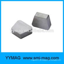 Seltenerd Sm2Co17 Trapezmagnet