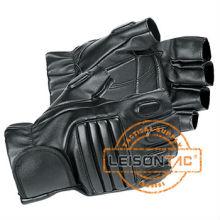 Anti-motim luvas com luvas de couro padrão ISO