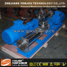 G High Vicosity Single Screw Pump/Single-Rotor Pump/Fluid Transfer Pump
