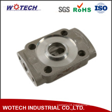 Ss316 Machinery Metal Part Custom Casting with CNC Machining