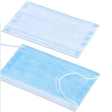 Earloop Nonwoven BFE95 Surgical Mask