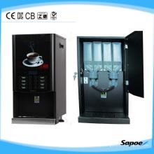 Aprobación CE Sc-71104 Máquina de café automática de la pantalla táctil