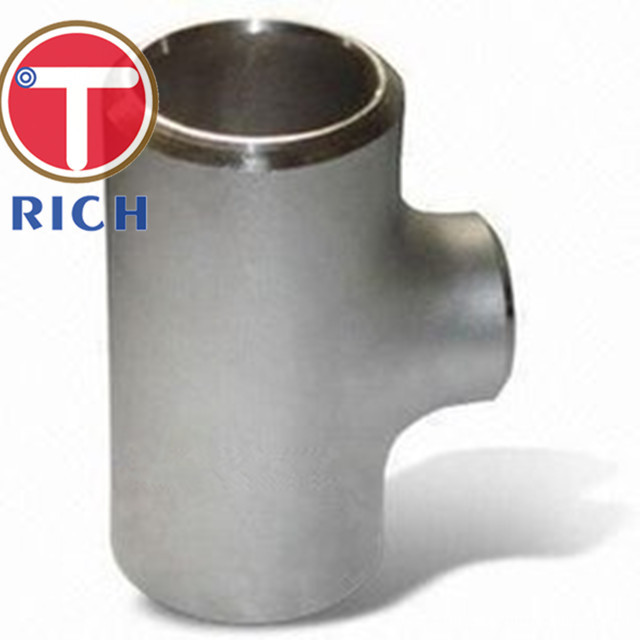 TORICH GB/T12459 Welded Stainless Steel Reducing Tee