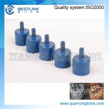 13mm and 14mm DTH Drill Bits Sharpening Pins