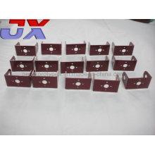 Fábrica de piezas de chapa de alta calidad personalizada