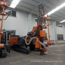 Hydraulic Crawler Rig Water Borehole Drilling Machine