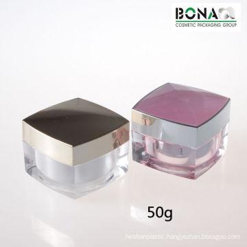15g 30g 50g Plastic Jar