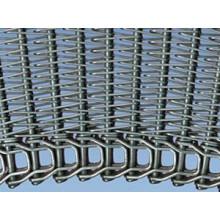 Aço inoxidável espiral esteira de resfriamento para indústria de alimentos Freezering