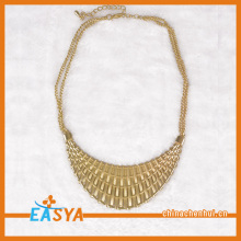 Indian Gold Plated Necklace Set Men's Gold Choker Necklace