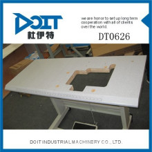 DT0626 over edge sewing machine table with wheel