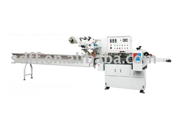 High-Speed-Kissen-Verpackungsmaschine