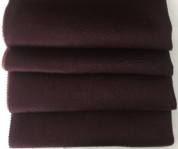 Top Quality Double Faced Wool Coating Suit Fabric
