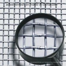Engranzamento de fio frisado do aço carbono alto de Factroy