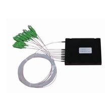 1 * 8 Splitter PLC com conector SC / APC