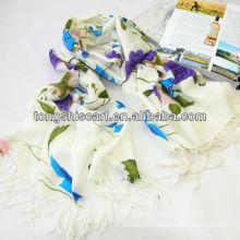 fashion winter print china scarf