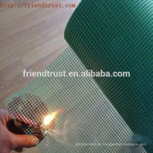 Der Glasfaser-Insektenschirm 16 x 18 grau und weiß