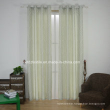 Classical Jacquard Yarn Dyed and Piece Dyed Window Curtain