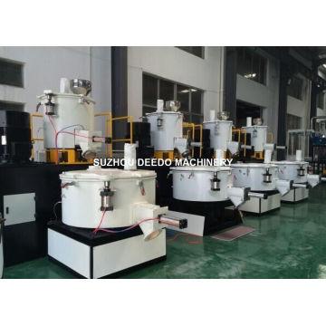 Máquina do misturador do turbocompressor do PVC para o pó do PVC