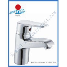 Solo manija de latón lavabo grifo del grifo (zr20802)