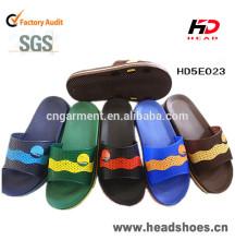 2016 cheap wholesale man new model EVA slipper