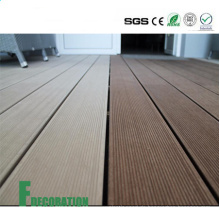 Niedrige Kosten UPVC Wood Composite Decking