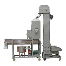 machine de préparation de graines de cassia de sarrasin