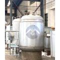 Grande máquina de chaleira de reator multifuncional de polimerização