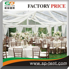 marquee party wedding tent 15x30m with tables and chairs