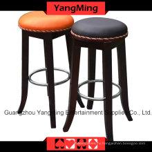 Высокий стул твердой древесины (Юм-DK07)