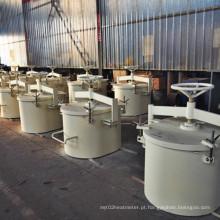 Tampas de escotilha de aço por atacado com preço de fábrica