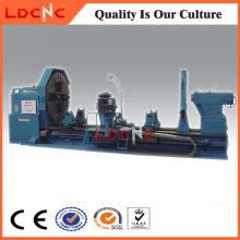 China Fabricante horizontal resistente del torno del CNC de la precisión