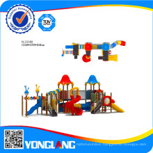 2015 Outdoor Playground Commercial Children Equipment