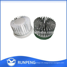 Aluminum die casting Led Light heatsink