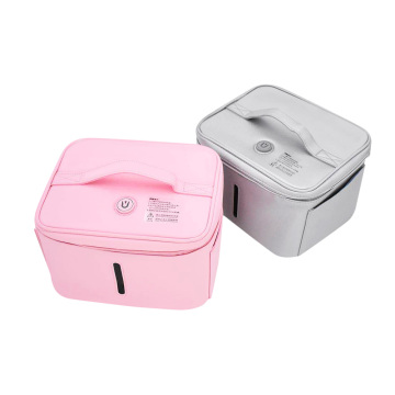 Boîte de stérilisation portative intelligente UV LED avec Micro-USB