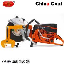 Motor de gasolina K1260 Tipo de máquina de corte de carril